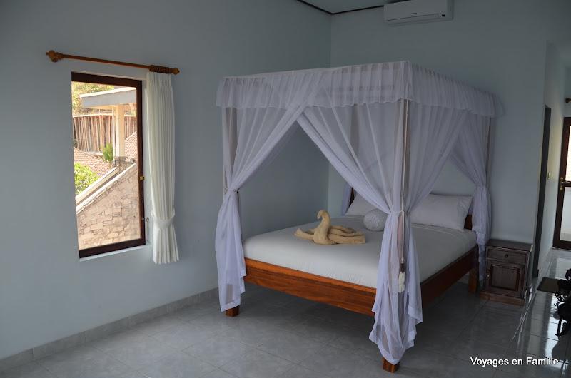 Jemeluk Homestay - room 3