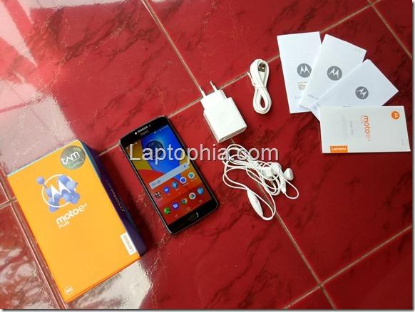 Perlengkapan Motorola Moto E4 Plus