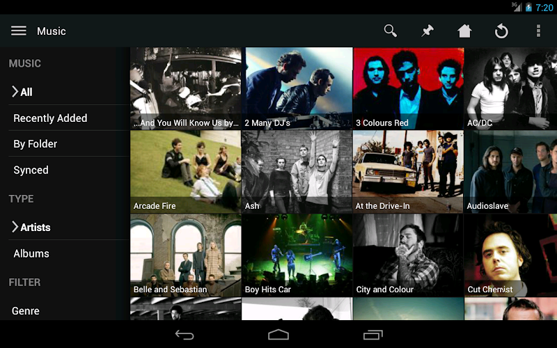 Plex for Android v3.2.4.87