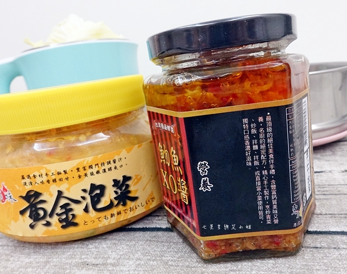 7 東方韻味 黃金泡菜 吻魚XO醬 熱門網購 團購商品