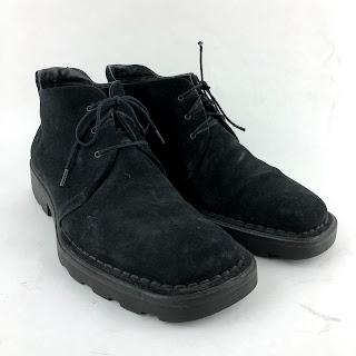 Savatore Ferragamo Chukka Boots