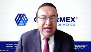 COPARMEX APOYARA A  EMPRENDEDORES EN   CDMX