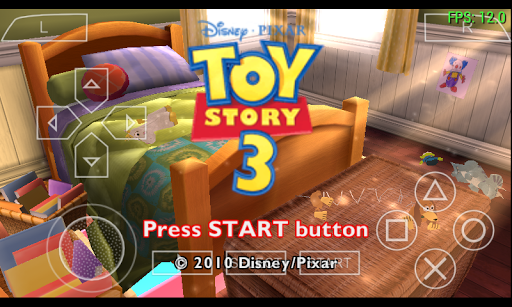 Download Toy Story 3 PPSSPP/ISO