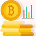 Cryptocurrency Tracker - Crypto Prices icon