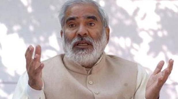 बड़ी ख़बर: RJD को एक और बड़ा झटका: राष्ट्रीय उपाध्यक्ष रघुवंश प्रसाद सिंह ने दिया पद से इस्तीफा