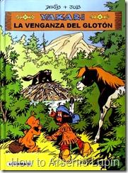 Yakari 26 - La Venganza del Glotón (By Alí Kates)