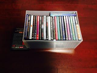 DVD-MUJI-case/DVD無印収納ケース
