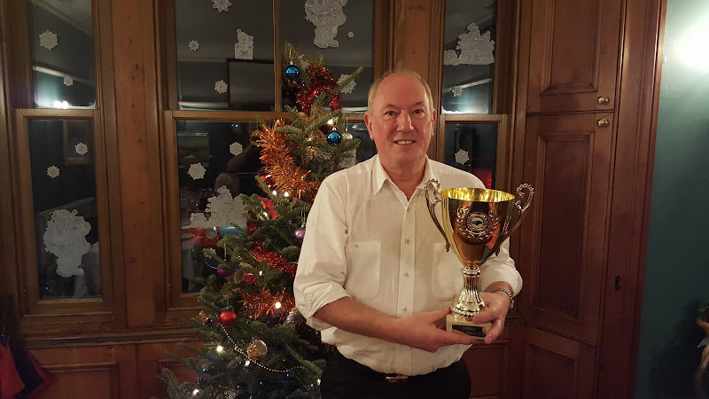 Winner of the Points Trophy was George Petrie. well done to him and also in 2nd place John Boath and Alec Boath in 3rd spot.