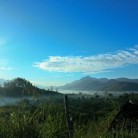 morning from Gayo by Khairi Went - Landscapes Sunsets & Sunrises