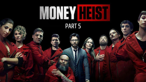 Download Money Heist Season 5 Hindi Dub