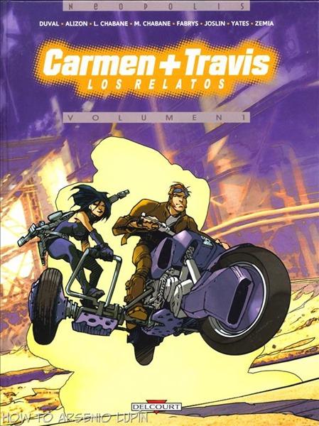 P00001 - Carmen y Travis #1