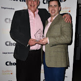 OIC - ENTSIMAGES.COM - Cam Baldry and Ian Baldry collecting winners for Daisy Earl at the  Chortle Comedy Awards in London 22nd March 2016 Photo Mobis Photos/OIC 0203 174 1069