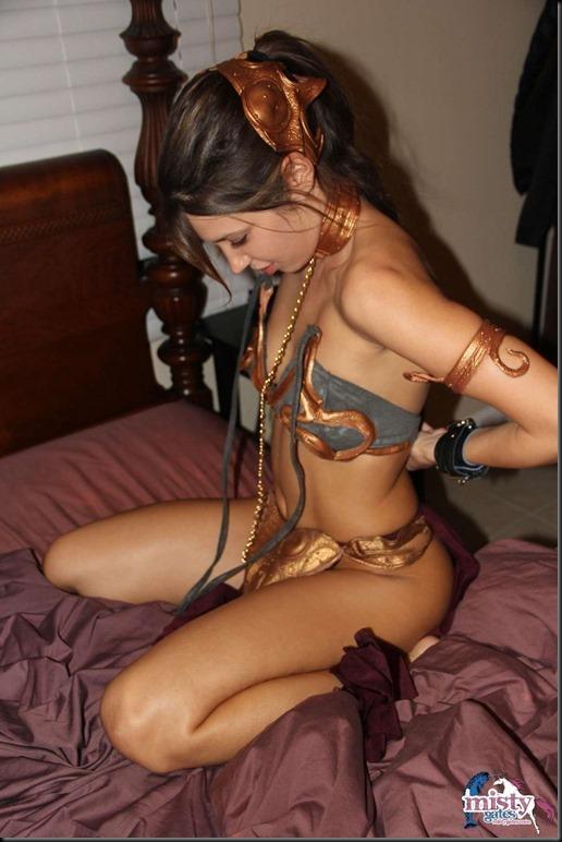 Misty Gates as Bondage Slave Leia_716173-0015