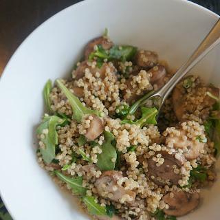 Quinoa And Arugula Recipes