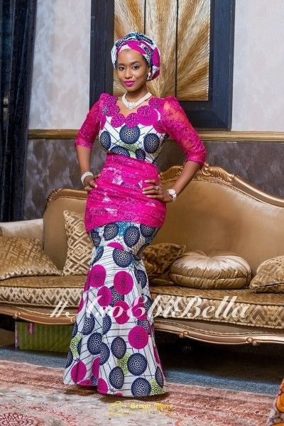 Top Nigerian Fashion, Ankara Women Dresses 2016 | Fashionte