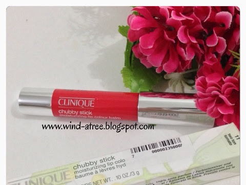 [Review] Clinique Chubby Stick Moisturizing Lip Colour Balm in #11 Two Ton Tomato