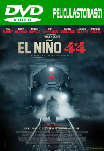 El Niño 44 (Child 44) (2015) DVDRip
