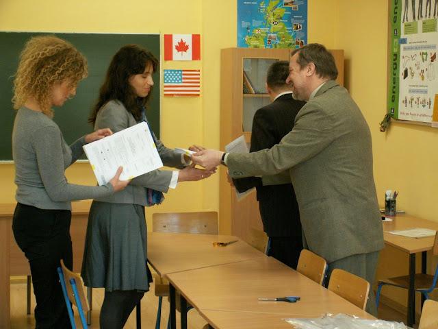Pierwszy egzamin gimnazjalny w ZS nr 2 w Dukli 2011 - PICT1372_1.JPG