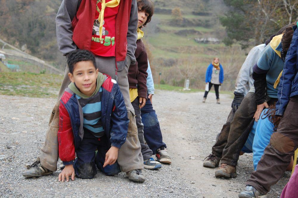 Sortida Castors i Llops a la Roca del Secut 2010 - DSC_0782.JPG