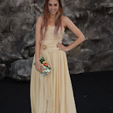 WWW.ENTSIMAGES.COM   Amber Le Bon   at      The Lone Ranger - UK film premiere at Odeon Leicester Square, London July 21st 2013                                                 Photo Mobis Photos/OIC 0203 174 1069
