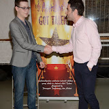 OIC - ENTSIMAGES.COM - Dermot McNamara and George Gilbey at the Autism's Got Talent Press Call at Pineapple Dance Studios. in London 1st May 2015  Photo Mobis Photos/OIC 0203 174 1069
