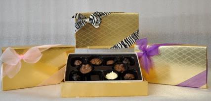 Photo: Sweet Shop Assorted Chococlates, $17.50 ea box
