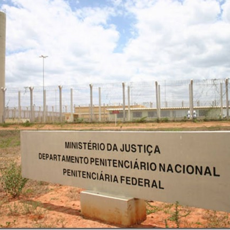 Ministério Público Federal recomenda separação de facções na Penitenciária Federal de Mossoró