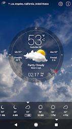 Weather Live APK screenshot thumbnail 1