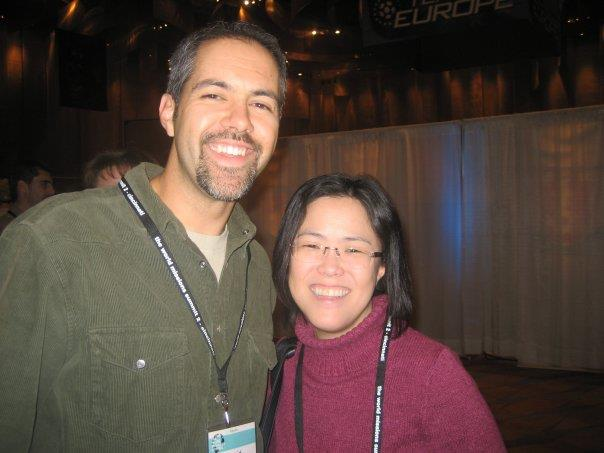 Joyce is a missionary with whom Mike worked, ministering in Japan.