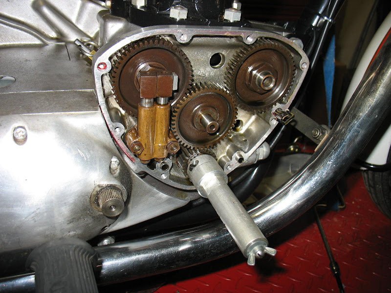 Pre-unit connecting rods - Britbike forum