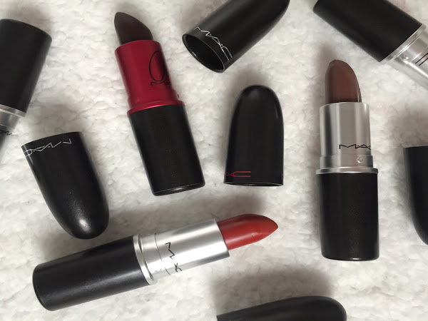 MAC Lipstick Collection | Updated