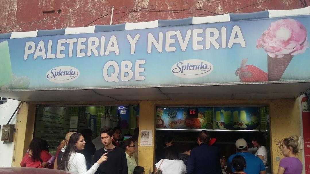 Paleteria Y Neveria Qbe Heladeria En Benito Juarez