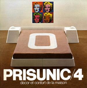 Catalogue Prisunic N°4, Lit par Marc Held