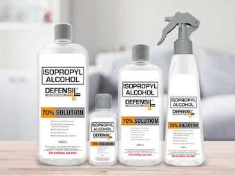 4 Strong Reasons For Choosing Defensil Isopropyl Alcohol [Review]