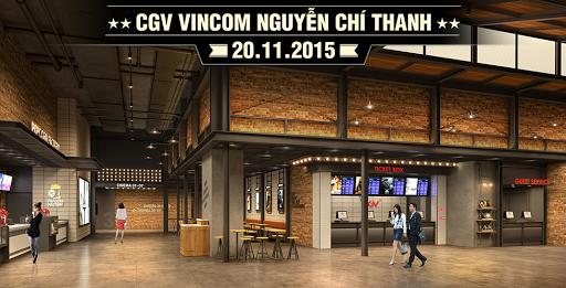 CGV Vincom Nguyễn Chí Thanh, cgv vincom nct