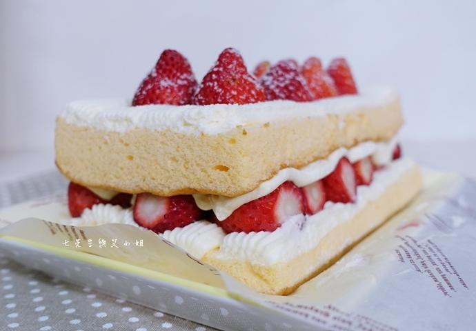 5 士林宣原烘焙蛋糕專賣店 草莓蛋糕