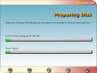 how to make bootable usb drive for installing windows 7
