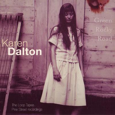 Karen Dalton ~ 1963 ~ Green Rocky Road