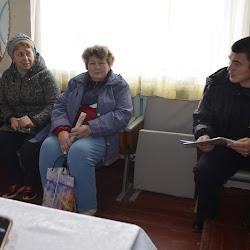 Обучающее занятие по теме «Школа безопасности для пожилых» (Кировский СДК)