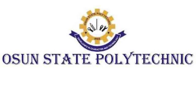 Osun State Poly Iree Postpones 2017/2018 Post-UTME Screening Exercise