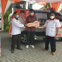 Covid-19 Belum Usai, DPD PKS Kota Yogyakarta LaunchingAmbulans dan Genjot Vaksin