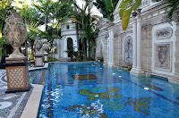 Pillar Event at the Versace Villa