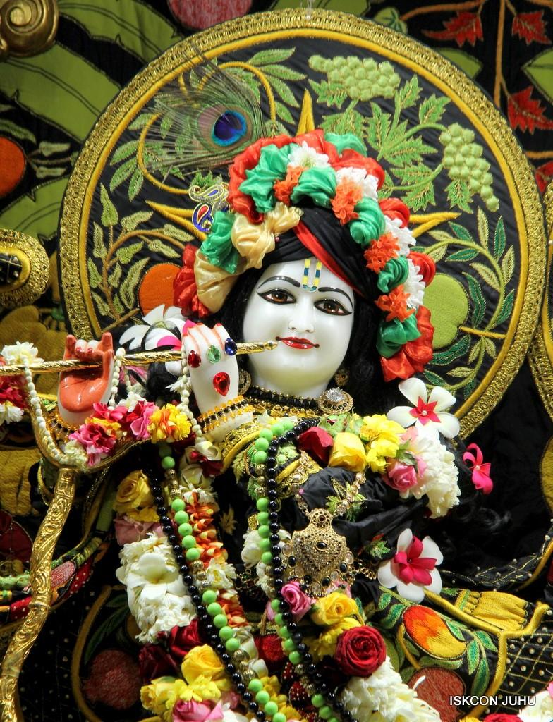 ISKCON Juhu Sringar Deity Darshan on 31st Dec 2016 (6)