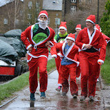 Santa Run Skipton set 2