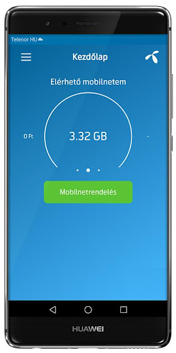 MyTelenor, Hungary 3.0.12 screenshots 2