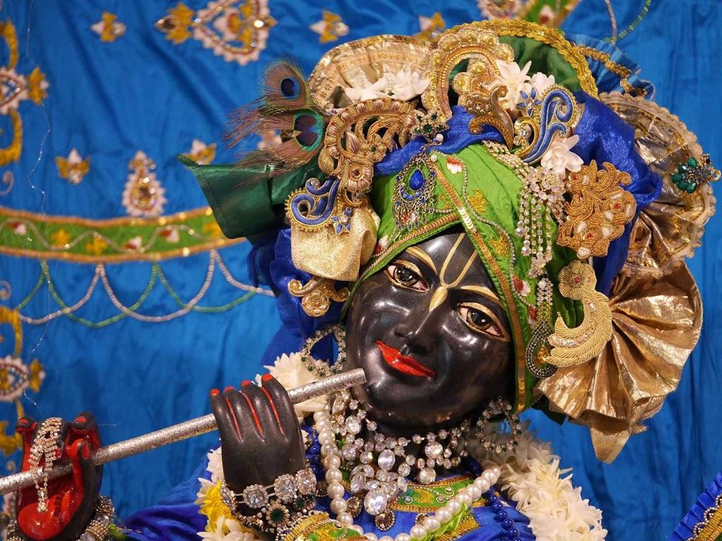 ISKCON New Govardhana Deity Darshan 09 Dec 2015 (15)