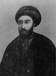 Ilustrasi foto Mirza Ali Muhammad