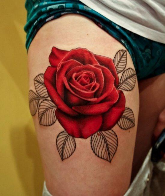 3d_rose_coxa_tatuagem
