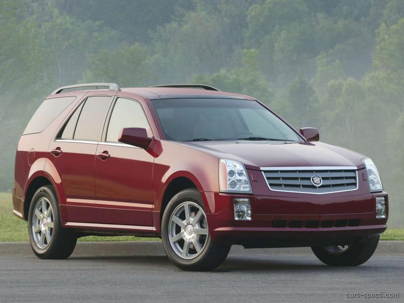 2008 cadillac srx suv specifications pictures prices. Black Bedroom Furniture Sets. Home Design Ideas