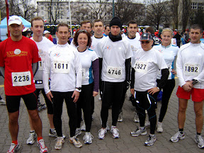 Bieg Niepodległości 2010.11.11, Warszawa